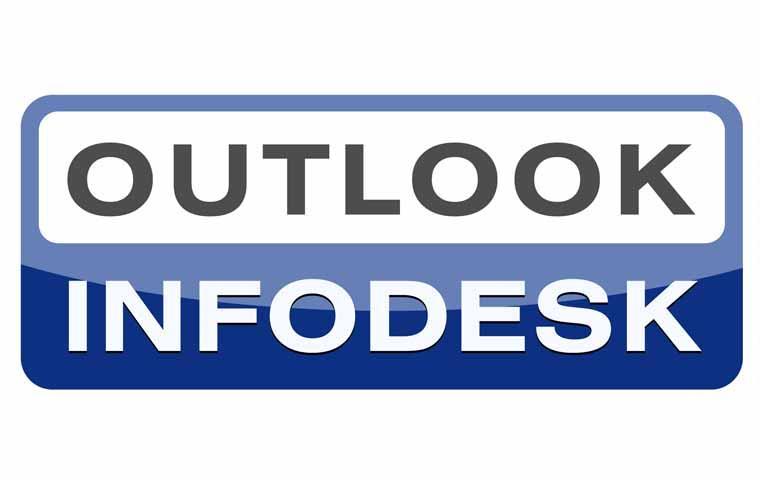 OUTLOOK INFODESK Plan F5