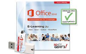 Office 2016 für Umsteiger - eLearning