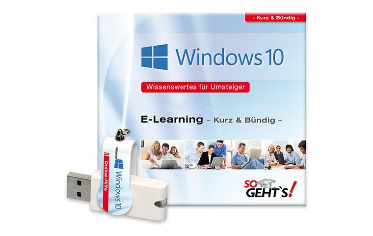 Windows 10 für Umsteiger - eLearning